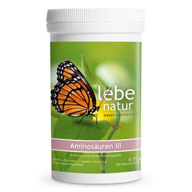 Aminosaeuren III-180-Kps