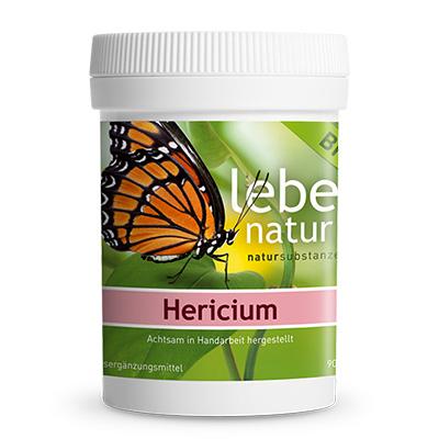 Hericium Pilz BIO-90-Kps