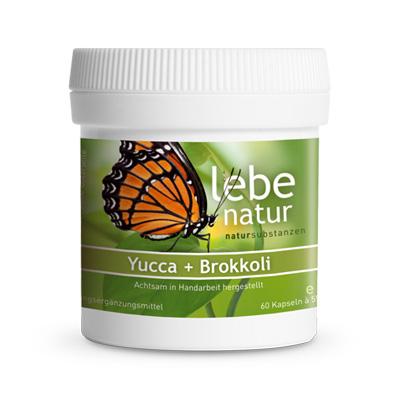 Yucca u. Brokkoli-60-Kps