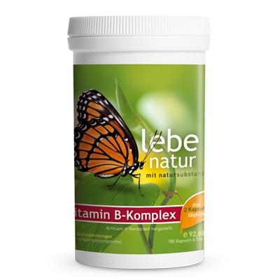 Vitamin B-Komplex aus Quinoa-180-Kps