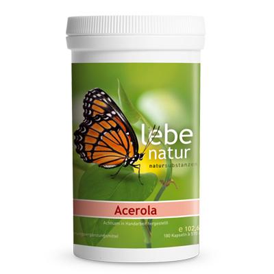 Acerola pur-180-Kps