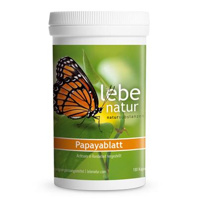 Papayablatt-180-Kps